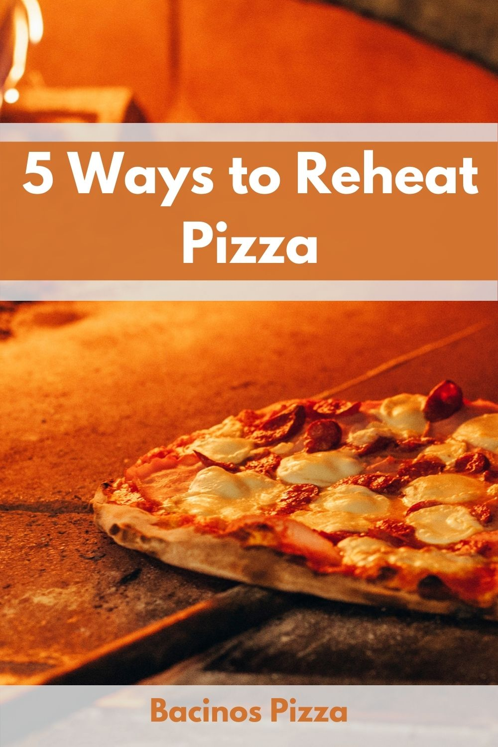 5 Ways to Reheat Pizza Which is Best pin 2