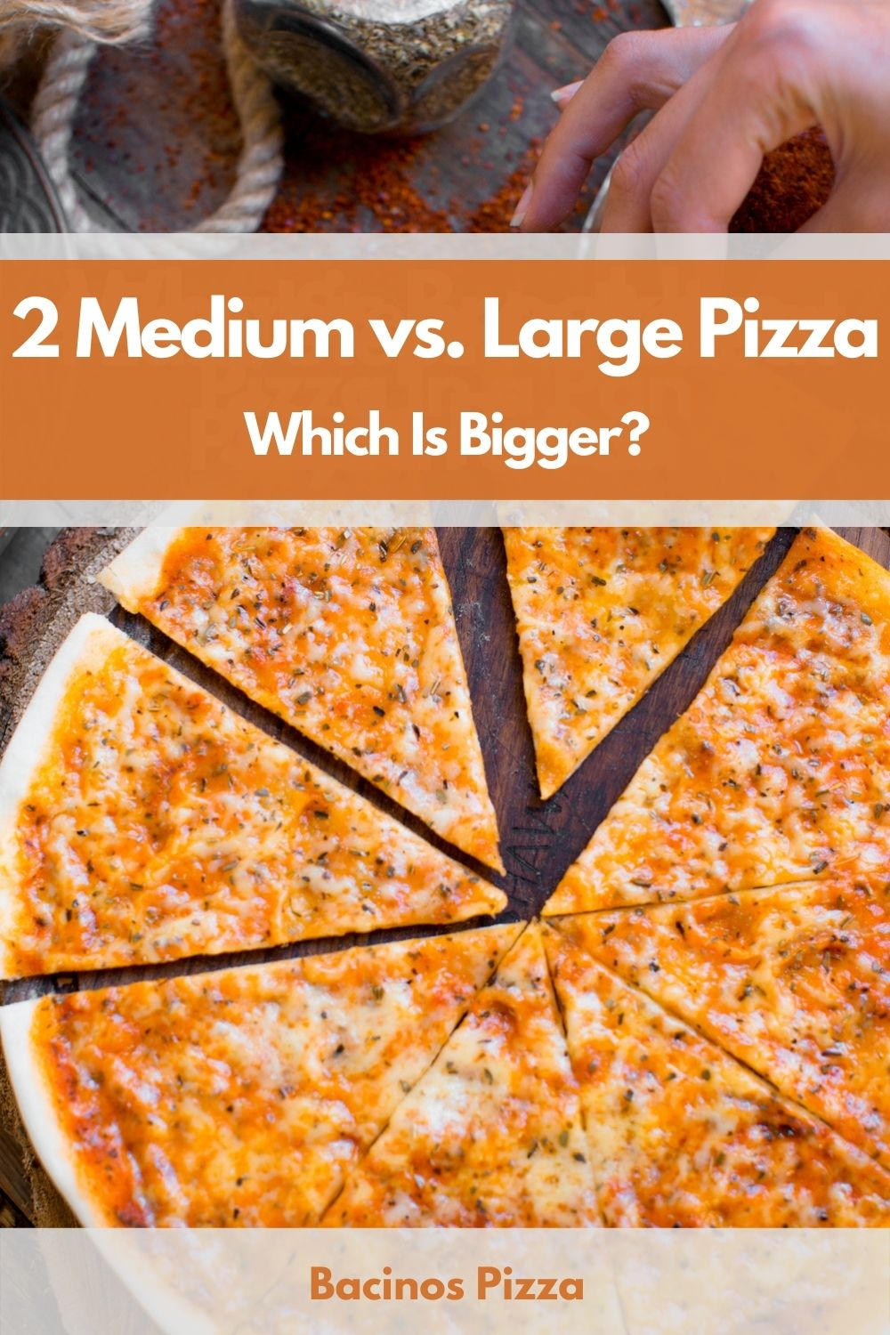 2 Medium vs. Large Pizza Which Is Bigger pin 2