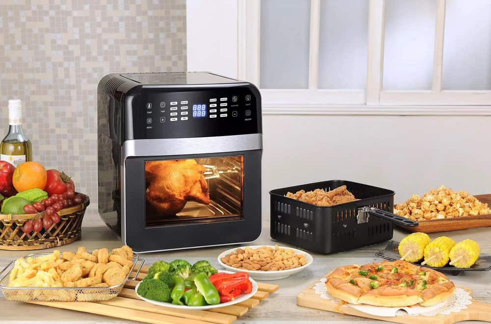 6 Tips to Reheat Pizza In an Air Fryer
