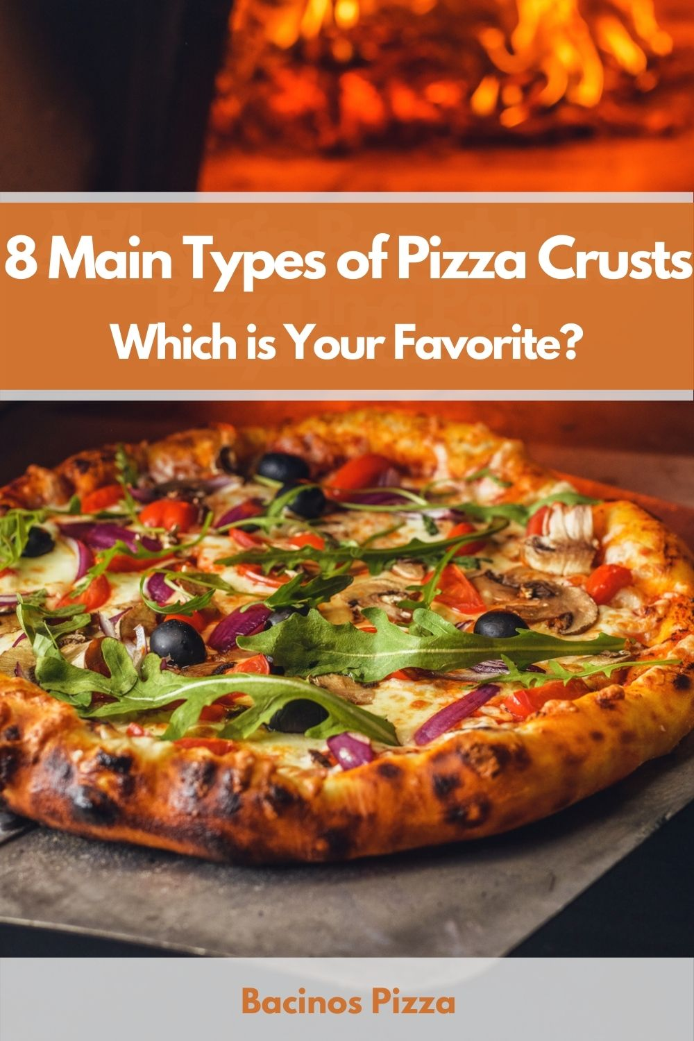 8 Main Types of Pizza Crusts Which is Your Favorite pin