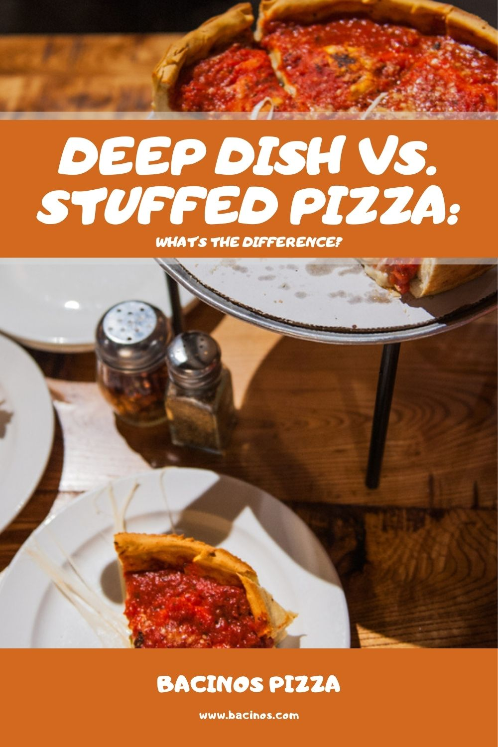 Deep Dish vs. Stuffed Pizza What's the Difference 1