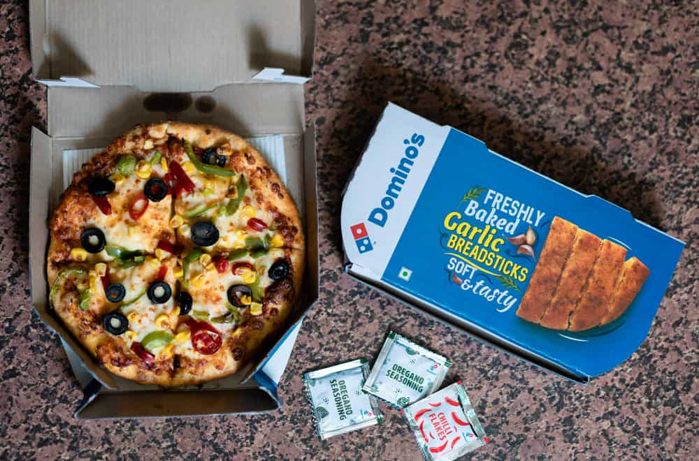 Domino's Brooklyn Style vs. Hand Tossed How Are They Prepared