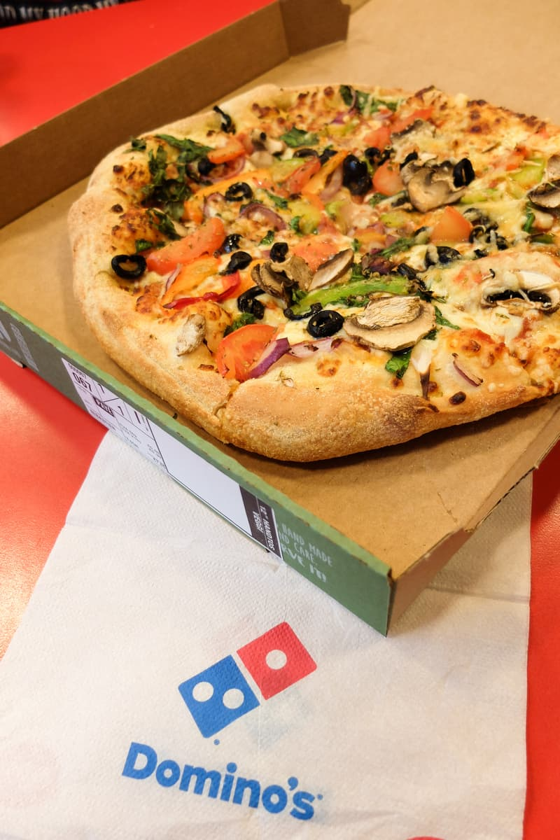 Domino's Brooklyn Style vs. Hand Tossed How Thick Are They
