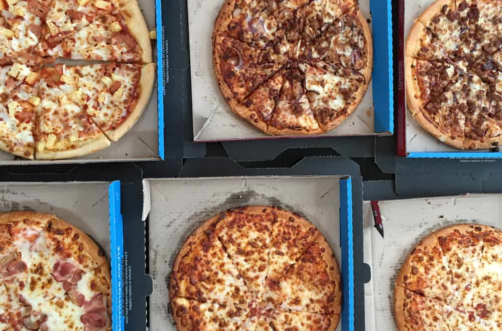Domino's Brooklyn Style vs. Hand Tossed What's the Difference