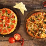 Hand Tossed vs. Pan Pizza: What's the Difference?