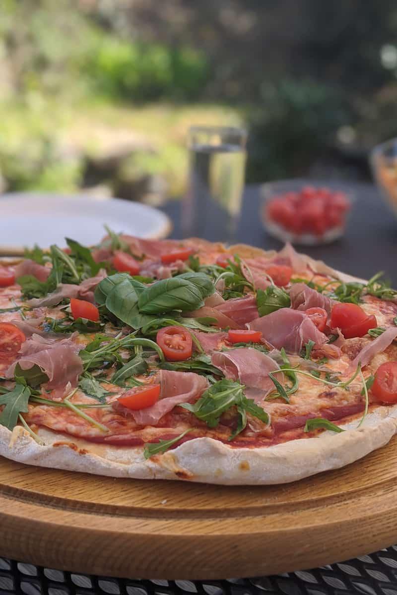 History of Artisan Pizza