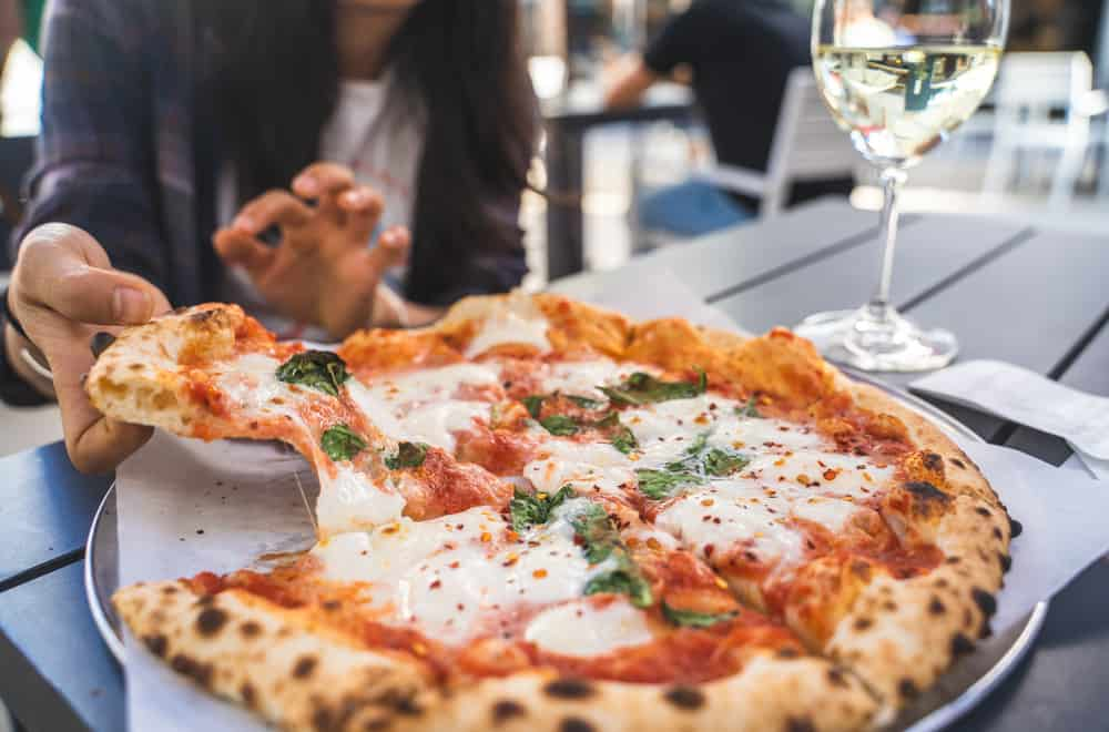 History of Italian Pizza