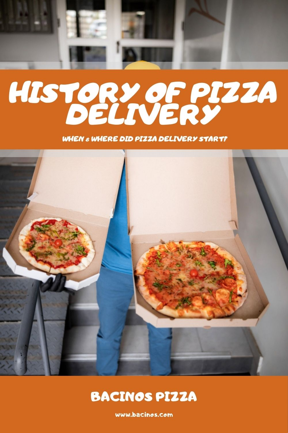 History of Pizza Delivery When & Where Did Pizza Delivery Start 2