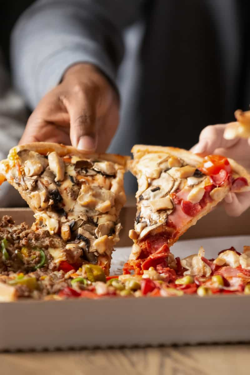 How often do you eat pizza