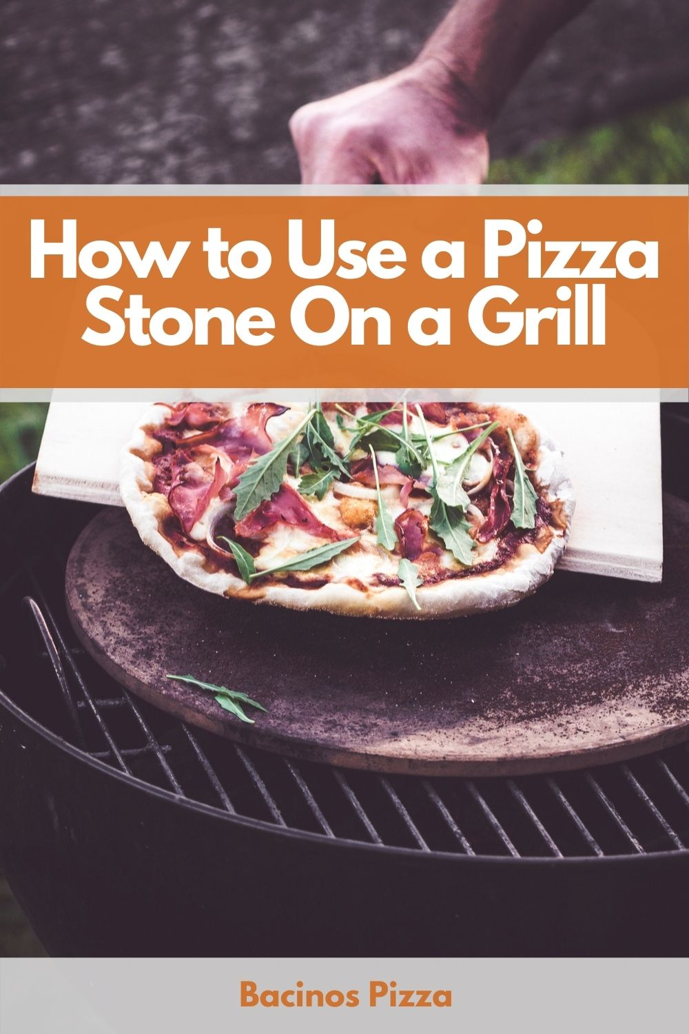 How to Use a Pizza Stone On a Grill