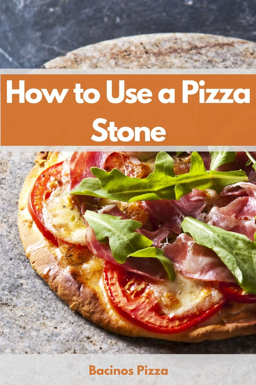 How to Use a Pizza Stone pin 2