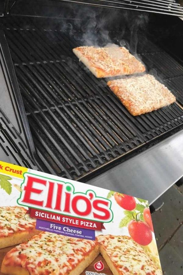 Is Ellio's Pizza healthy