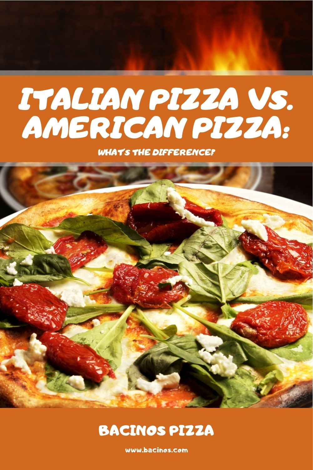 Italian Pizza vs. American Pizza What's the Difference 1