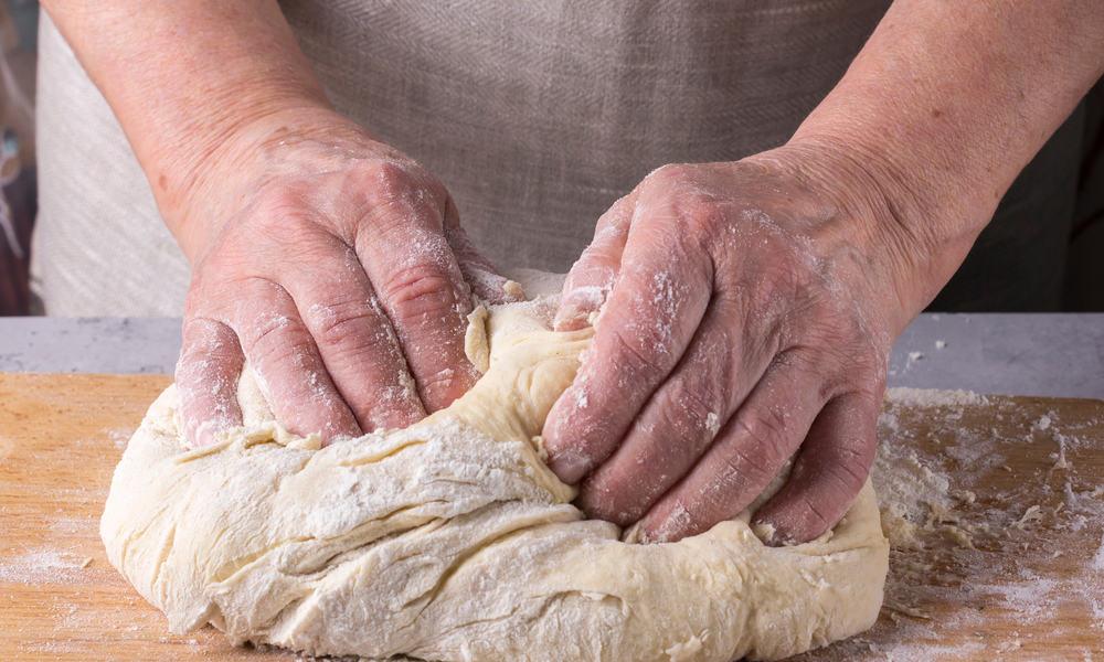 Make Pizza Dough
