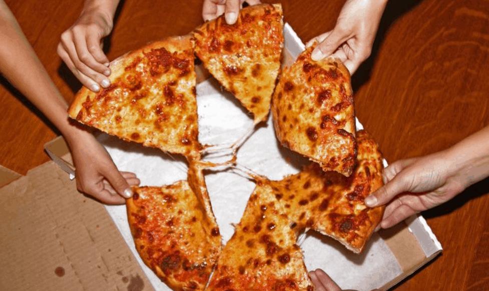 Pizza Kebab
