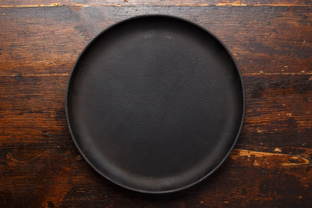 Pizza Pan Without Holes