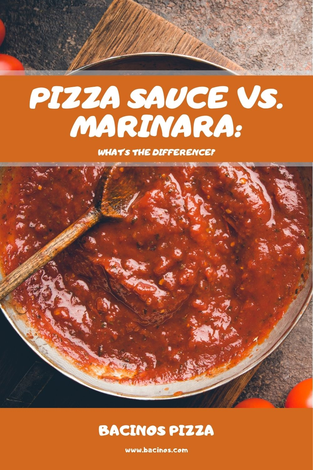 Pizza Sauce vs. Marinara What's the Difference 1