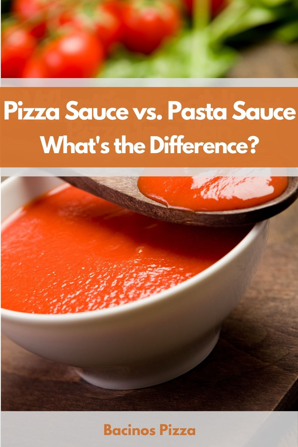 Pizza Sauce vs. Pasta Sauce What's the Difference pin 2