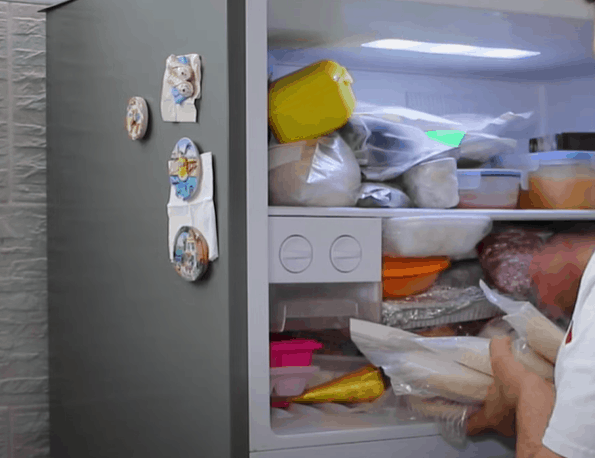 Store in the Freezer