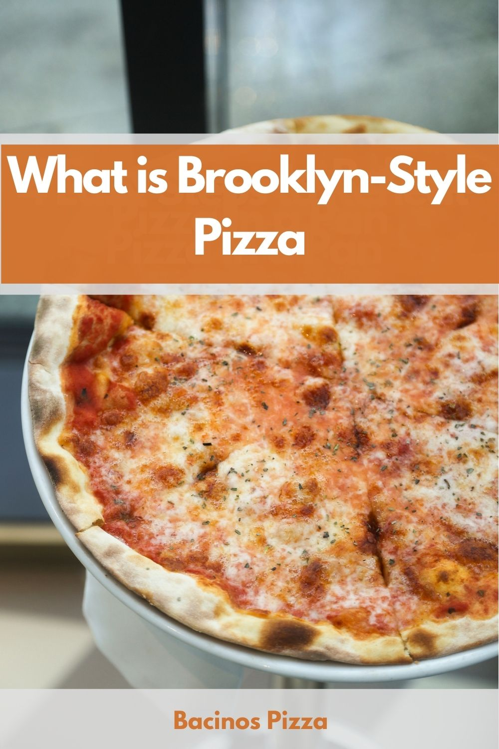 What is Brooklyn-Style Pizza pin