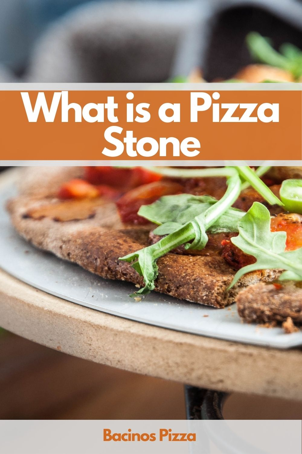 What is a Pizza Stone pin 1