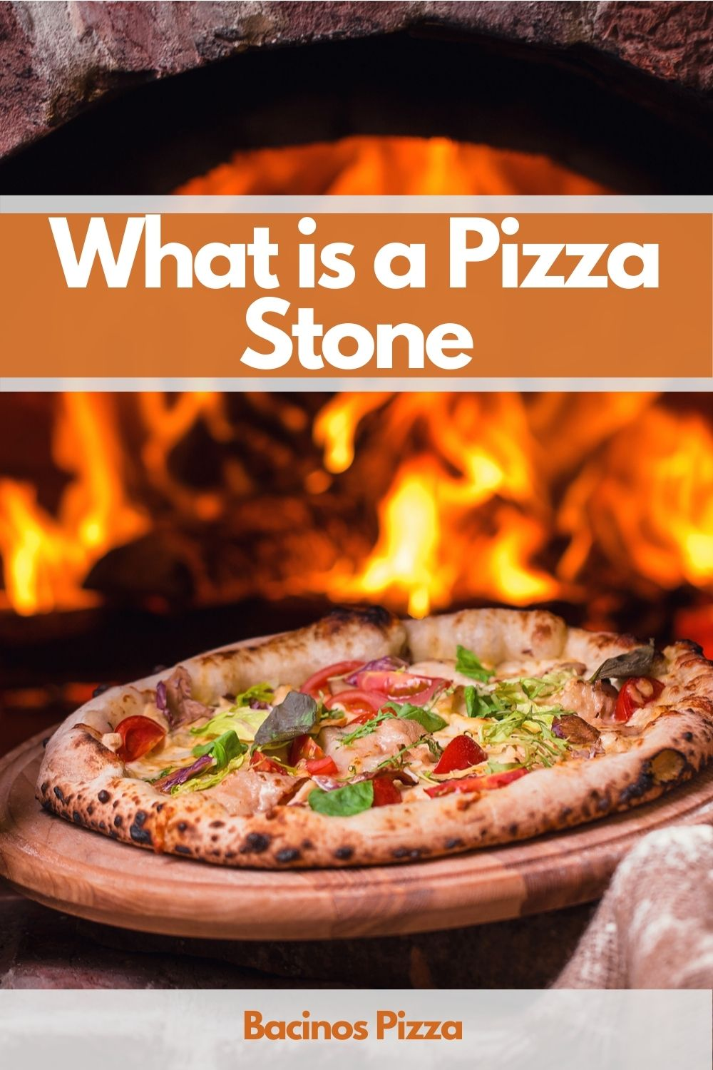 What is a Pizza Stone pin 2
