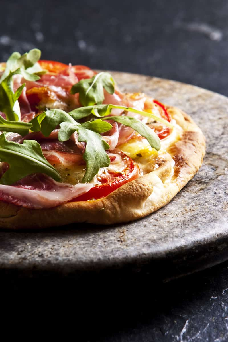 Why you should season your pizza stone