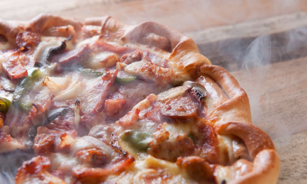 12 Steps to Smoke a Pizza in a Smoker