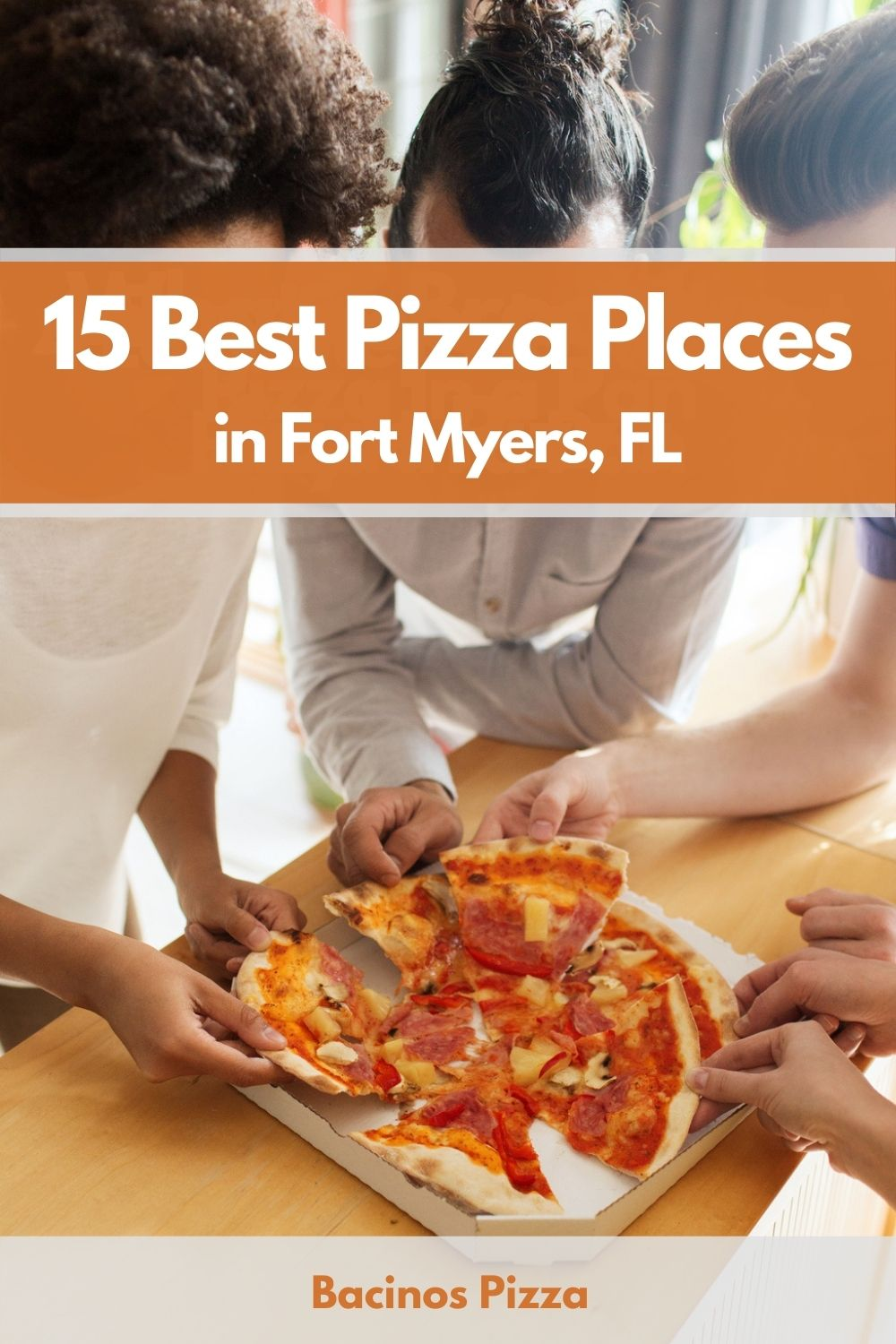 15 Best Pizza Places in Fort Myers, FL pin