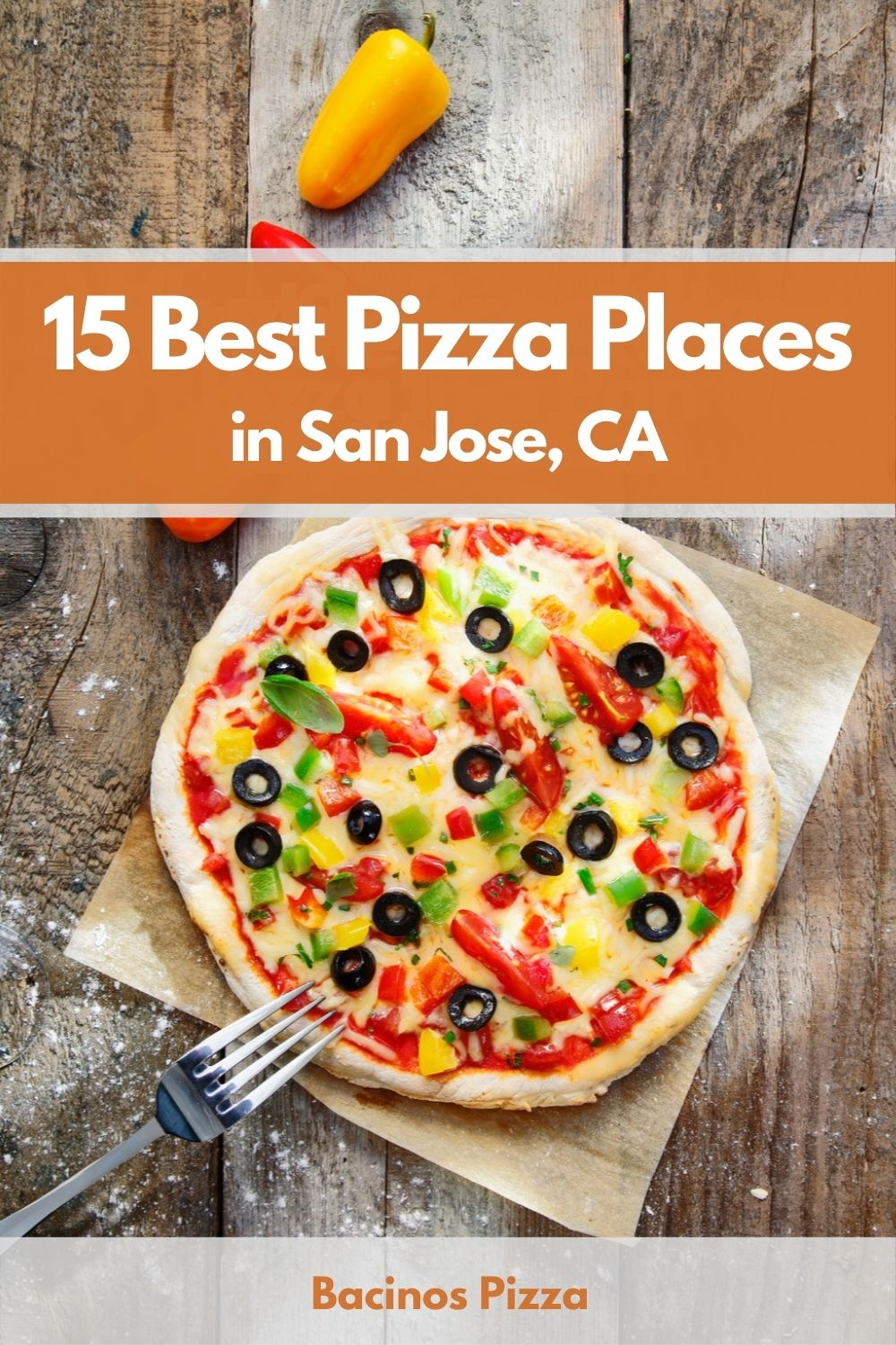 15 Best Pizza Places in San Jose, CA pin
