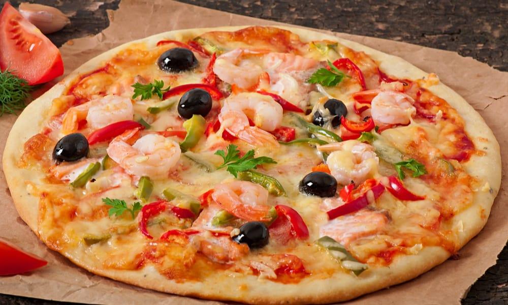 30 Seafood Pizza Recipes