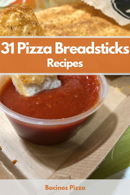 31 Pizza Breadsticks Recipes pin