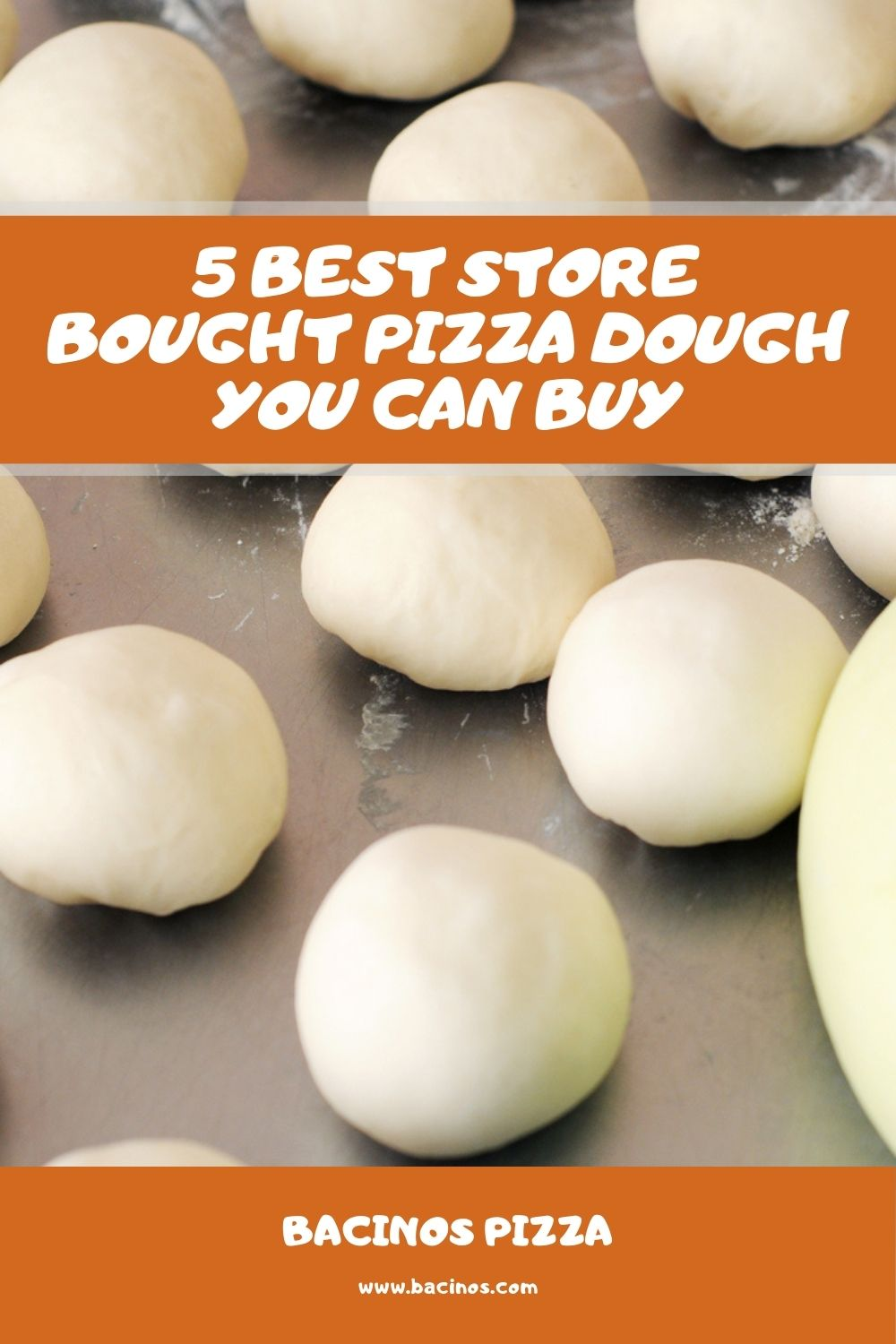 5 Best Store Bought Pizza Dough You Can Buy 2