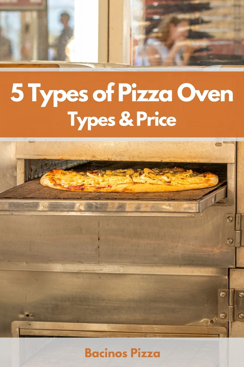 5 Types of Pizza Oven Types & Price Which is Right for You pin 2