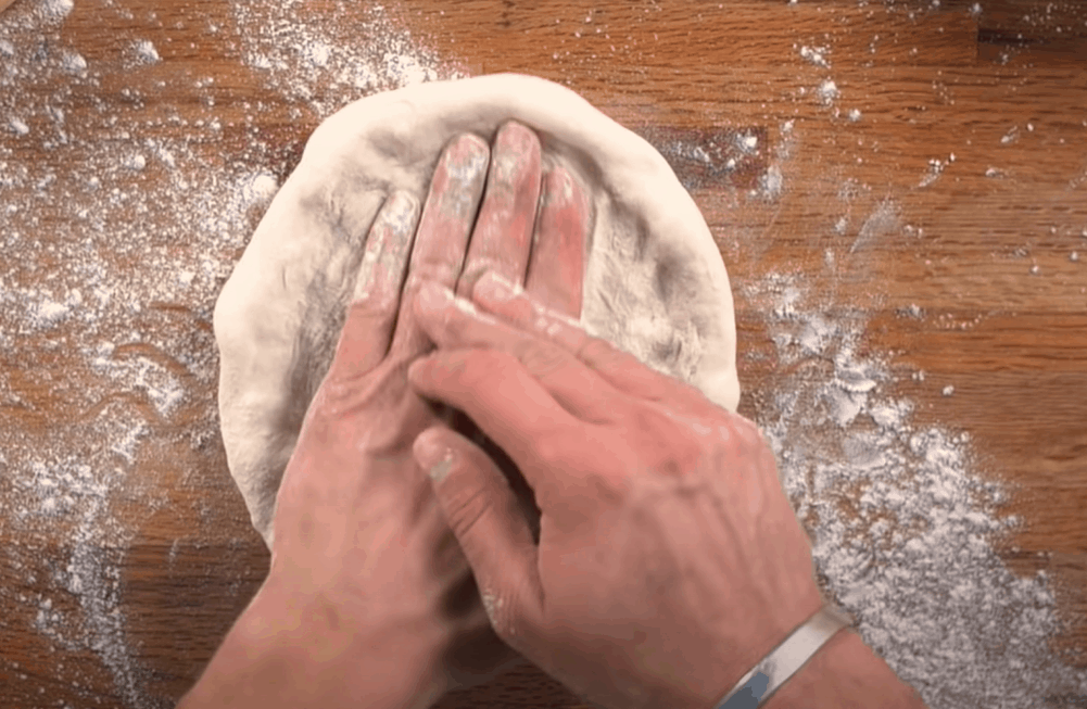 Allow your dough to rest if need be