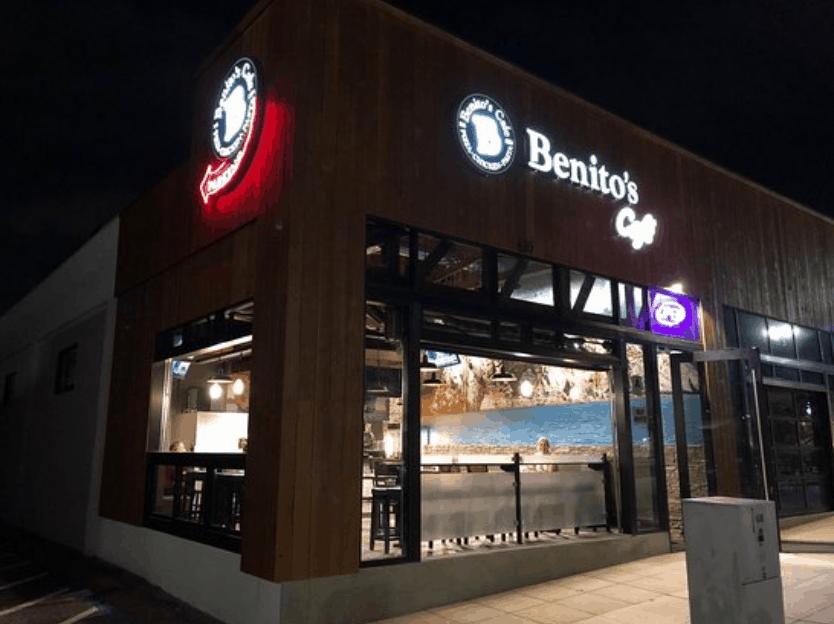 Benito's Pizza Café