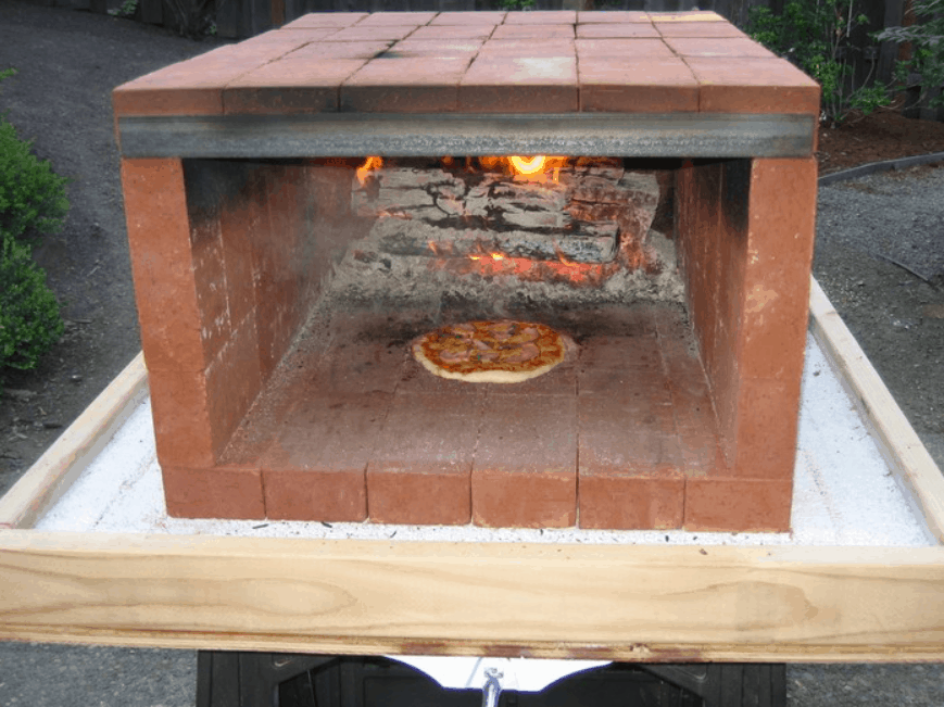 Build a Dry Stack Wood-Fired Pizza Oven Comfortably in One Day!