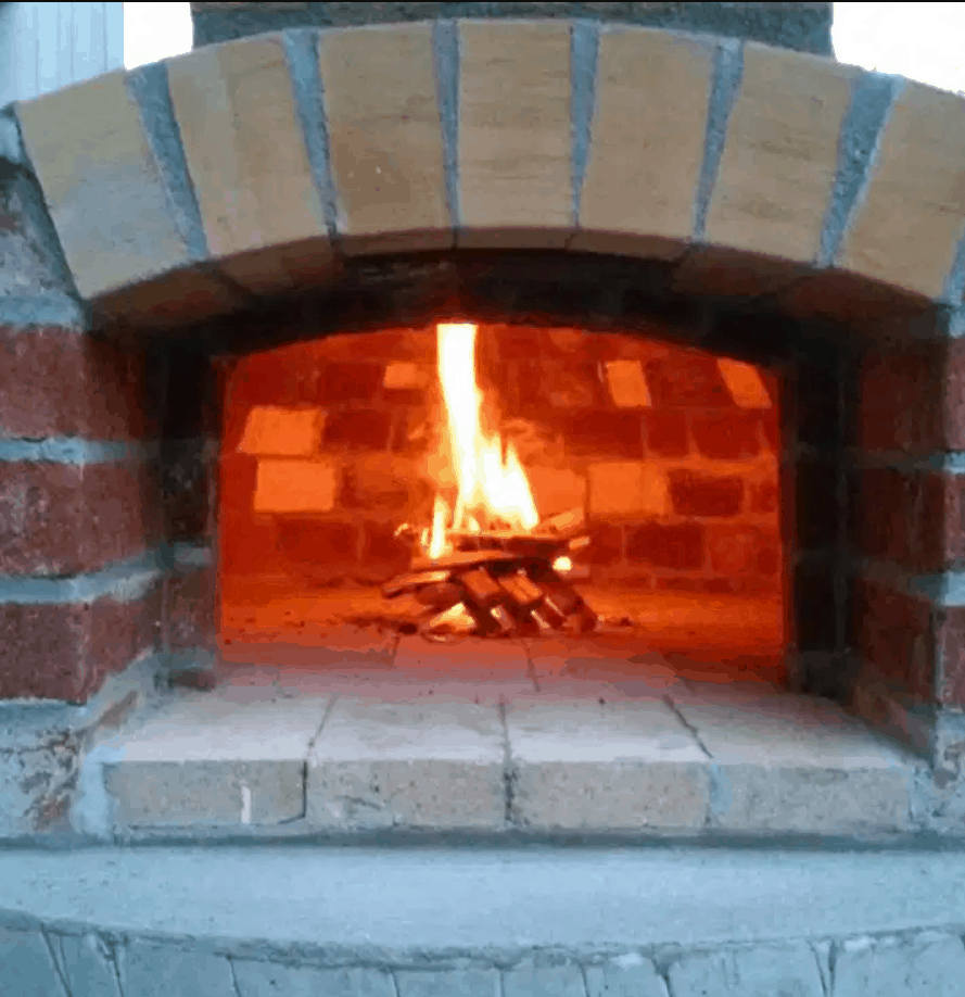 Building a Small Wood Fired Pizza Oven