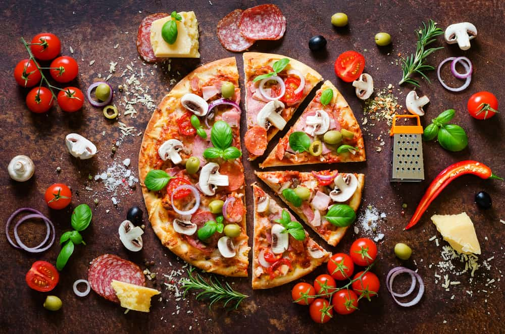 Choose your toppings with care