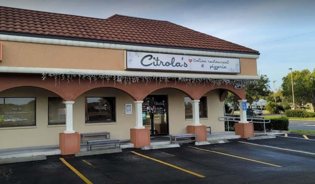 Citrola's Italian Restaurant and Pizzeria