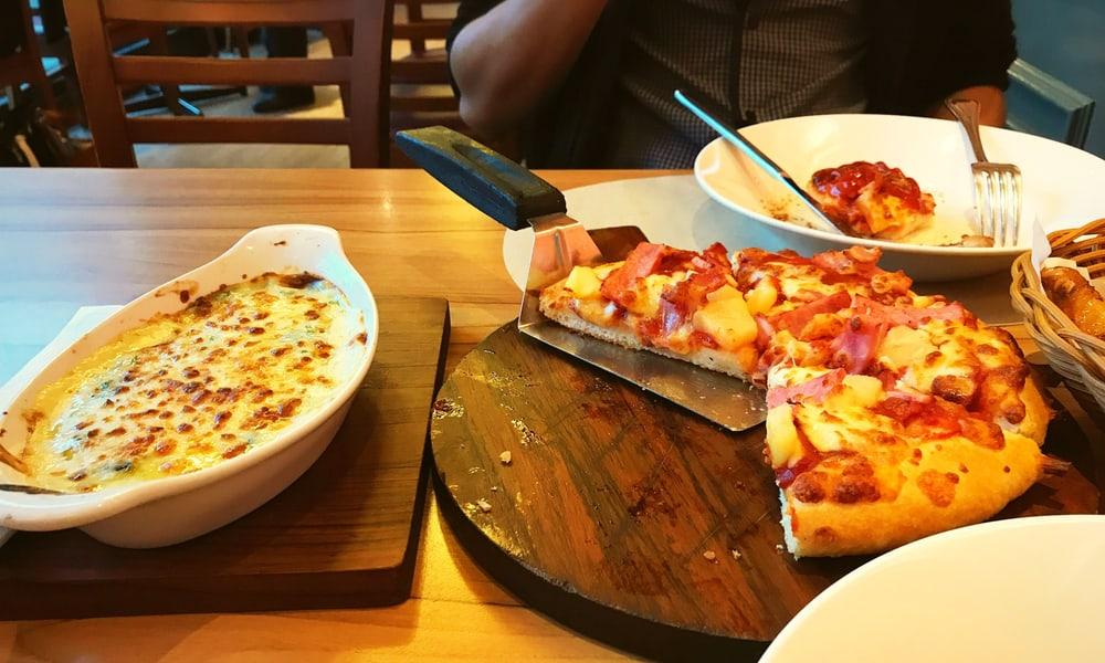 Costco Pizza Nutrition Values