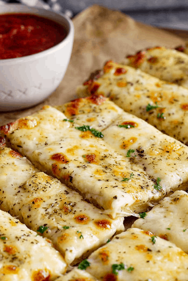 Countryside Cravings Pizza Breadsticks