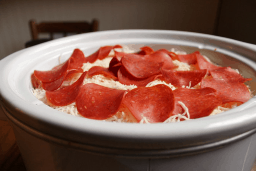 Crockpot Pizza – Cleverly Simple