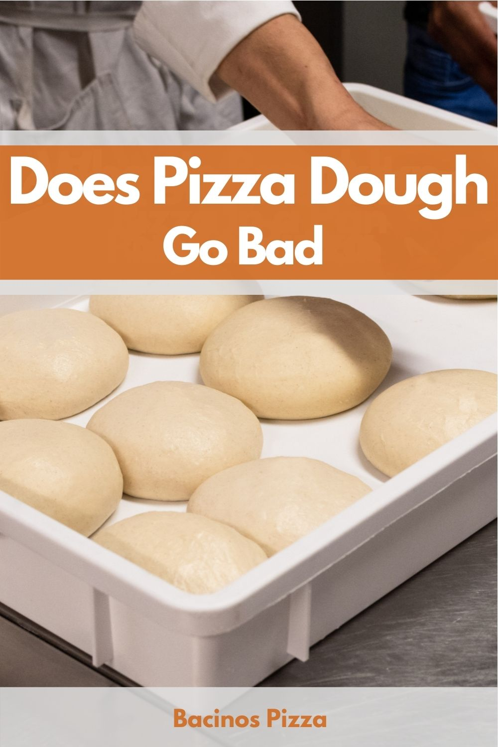 Does Pizza Dough Go Bad pin 2