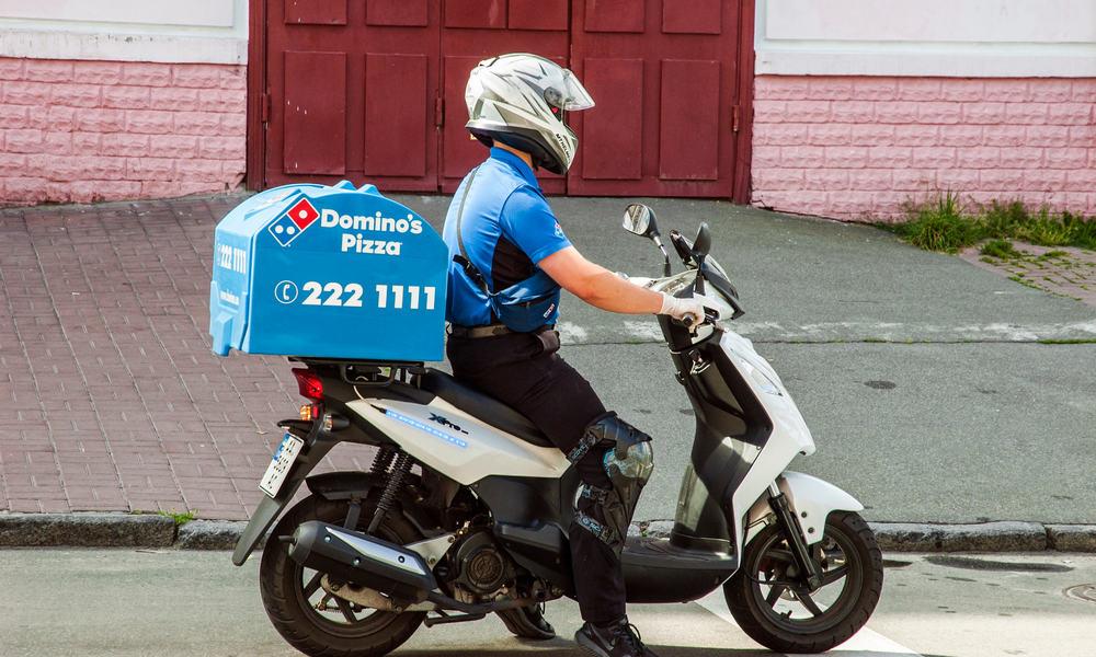 Domino's Delivery Guarantee
