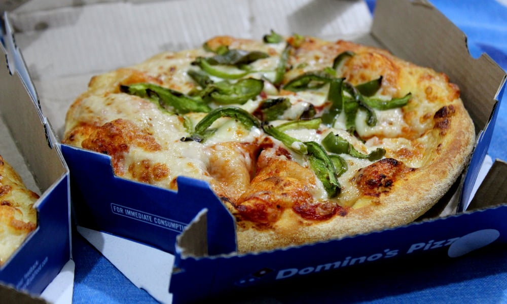 Domino's Pizza Sizes & Price How Many Do I Order