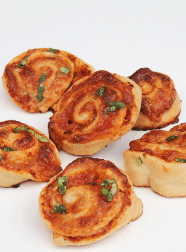 Easy Homemade Pizza Rolls – Gathering Beauty