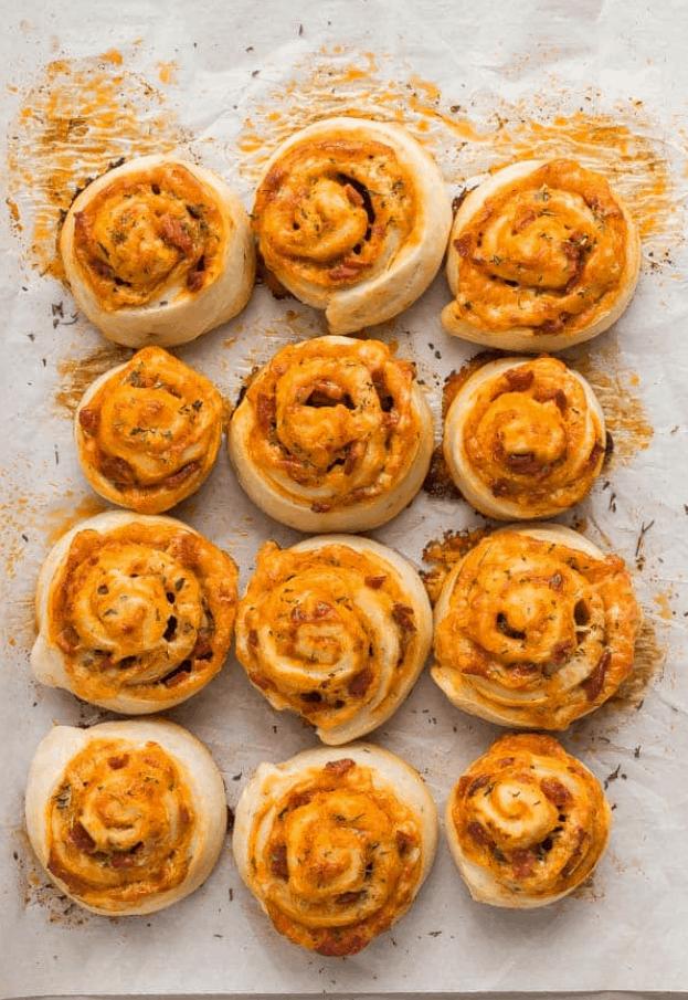 Easy Pizza Rolls – The Recipe Rebel