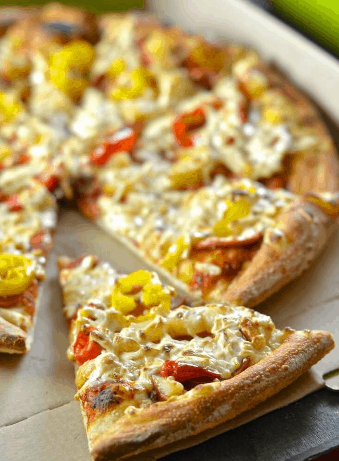 Easy Vegan Pizza Sauce – A Virtual Vegan
