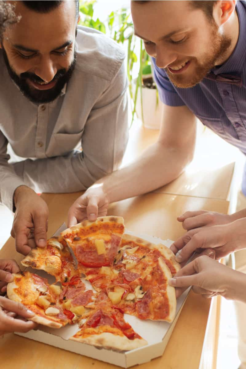 Eating Pizza Safely After A Colonoscopy